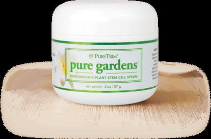 pure gardens skin serum