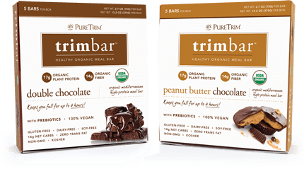 trimbar meal replacement